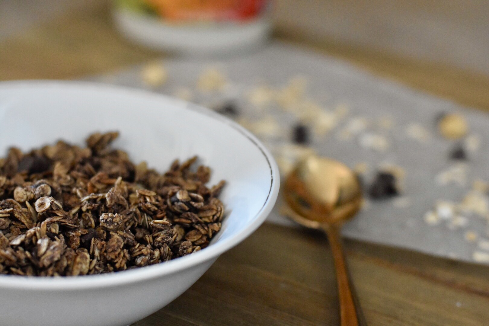 Chocolate Granola / Chocolate lovers granola / Nutella lovers granola